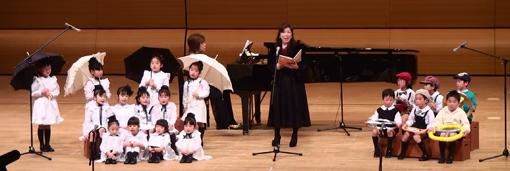 幼稚園音楽発表会